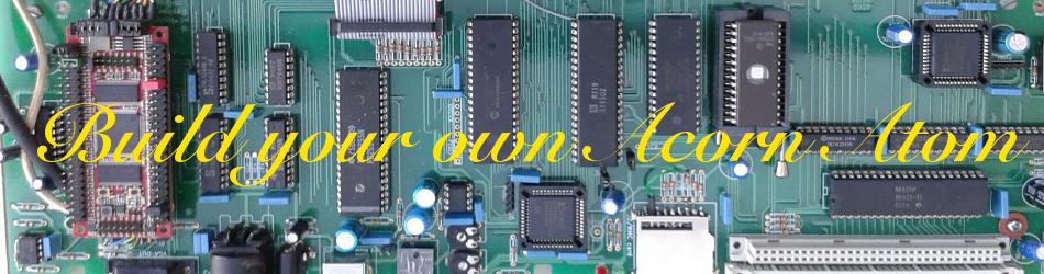 Build your own Acorn Atom